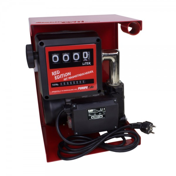Dieseltankstelle (72 ℓ/min) – Red Edition – Piusi