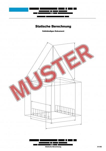Statische Berechnung