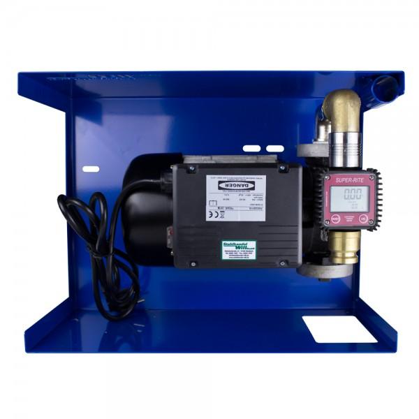 Dieseltankstelle – Blue Edition - Digital (100 ℓ/min)