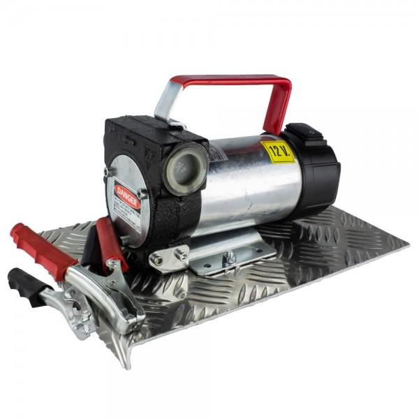 Dieseltankstelle – 12 V / 24 V (40 ℓ/min)