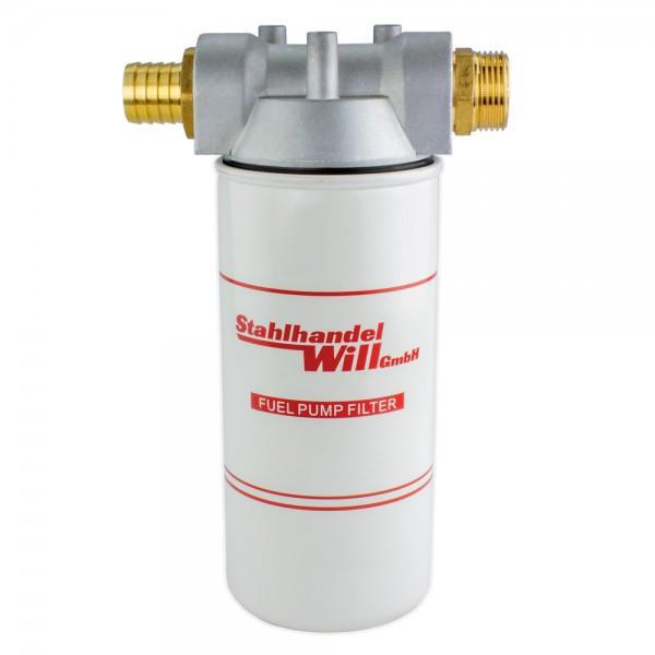 Ölfilterhalter (mit 1,0 ℓ Ölfilter)