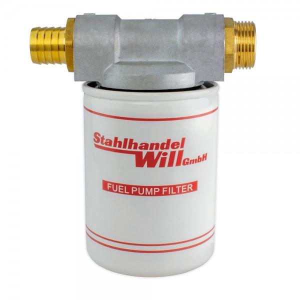 Ölfilterhalter (mit 0,5 ℓ Ölfilter)
